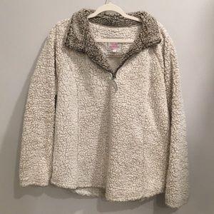 cozy Sherpa // size xxl